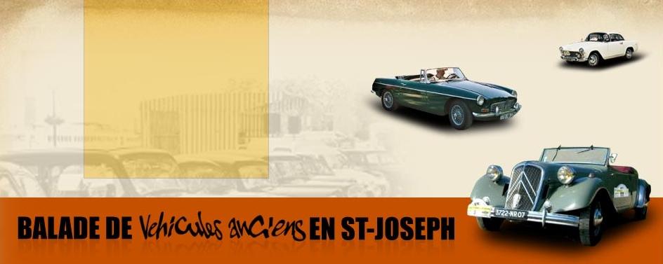Balade en Saint Joseph